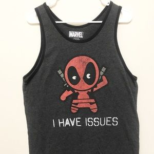 Deadpool shirt Marvel